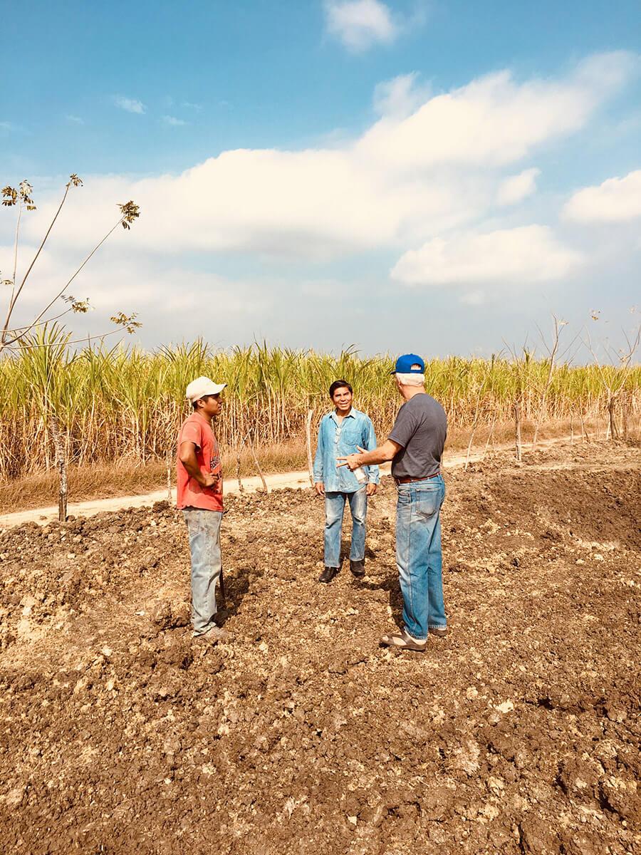 Farm-planning